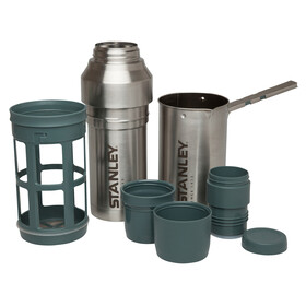 Stanley Mountain Drinkfles 1000ml grijs/zilver